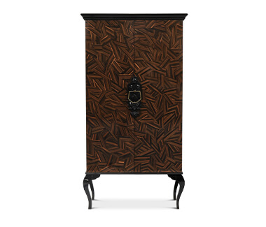 Guggenheim Patch Cabinet Curated Design by Boca do Lobo