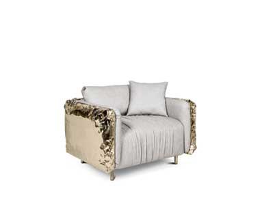 Luxury Imperfectio Armchair by Boca do Lobo