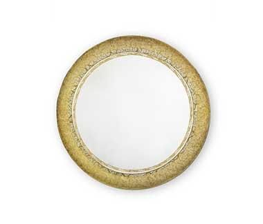 Eclectic Ring Filigree Mirror by Boca do Lobo