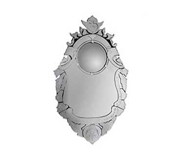 Veneto Mirror by Boca do Lobo Luxury Home Furniture