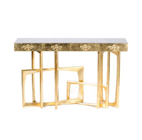 Boca do Lobo Trinity console designer console tables 10 Distinctive Designer Console Tables for a Contemporary Decor metropolis 01