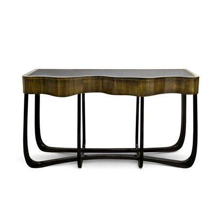 SINUOUS PATINA Console