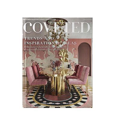 Coveted Nº18 Magazine