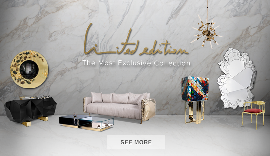 limited edition Limited Edition Furniture in Maison et Objet September banner limited collection 900