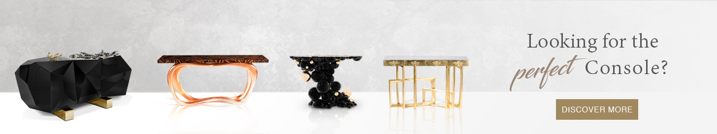 Console Tables Boca do Lobo focal points Discover the Focal Points of Salon Art + Design bl consoles 750