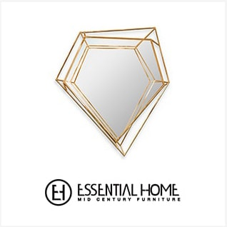 Homepage essential home logo