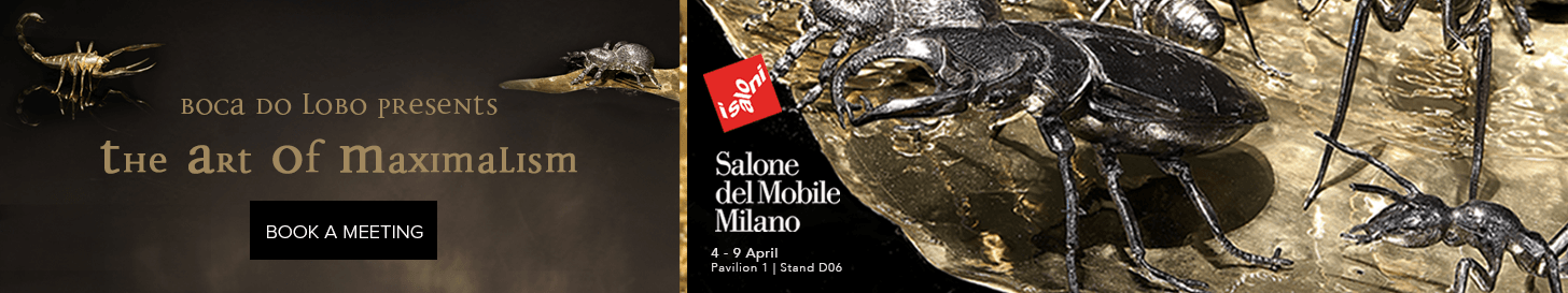 design möbel Top 8 Design Möbel in Insekten inspiriert banner blogs isaloni isaloni 2017 Welche Top Designmarke in iSaloni 2017 zu besuchen banner blogs isaloni