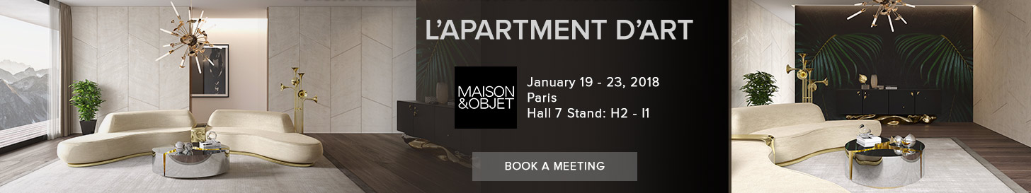 Maison et Objet 2018 The Stamp of Excellence of Maison et Objet 2018: Scenes D'interieur banner blogs mo book a meeting