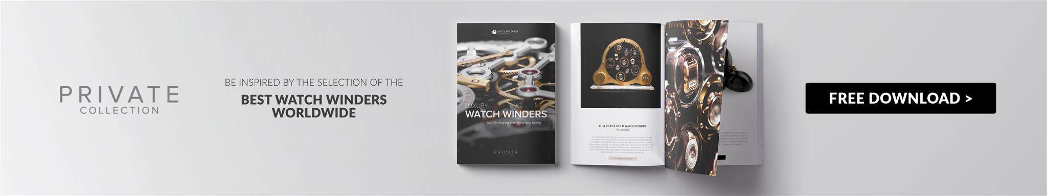 Watch Winders Ebook	Boca do Lobo baselworld 2019 The Best Of The Watch Industry at Baselworld 2019 best watch winders worldwide banner