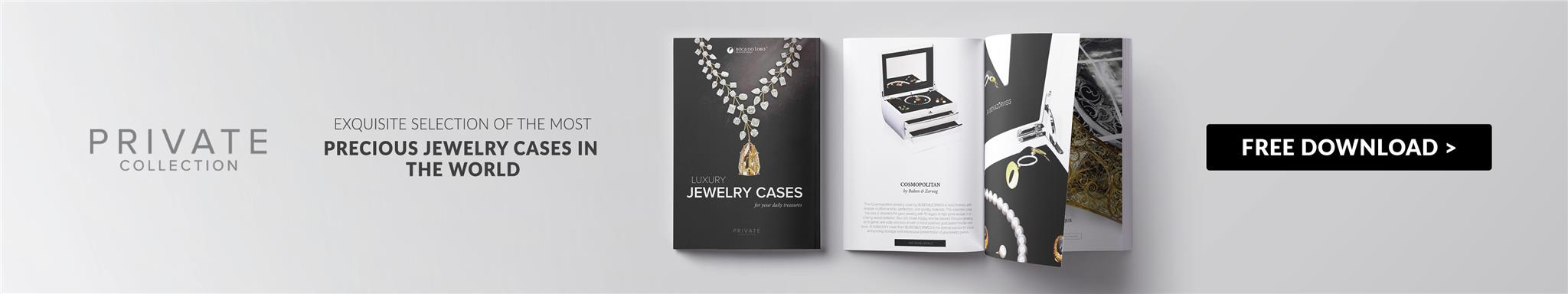 Jewelry Cases Ebook Boca do Lobo h. moser This H. Moser & Cie Watch is very lookalike an Apple Watch precious jewelry cases in the world banner