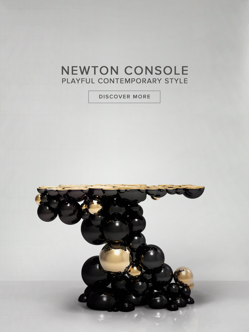 Newton Console by Boca do Lobo