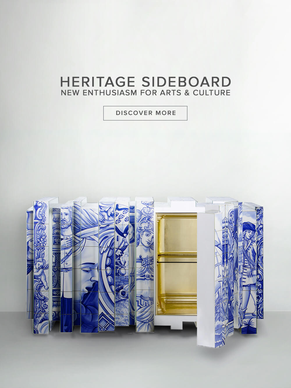 Heritage Sideboard by Boca do Lobo