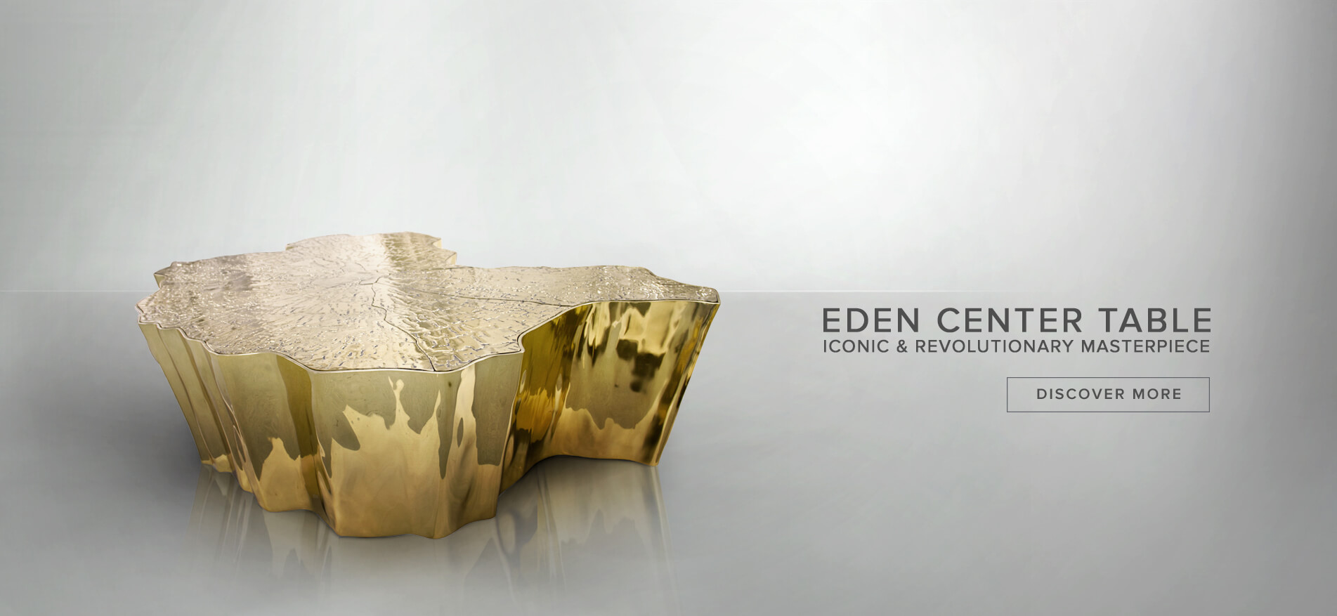 Eden Center Table by Boca do Lobo