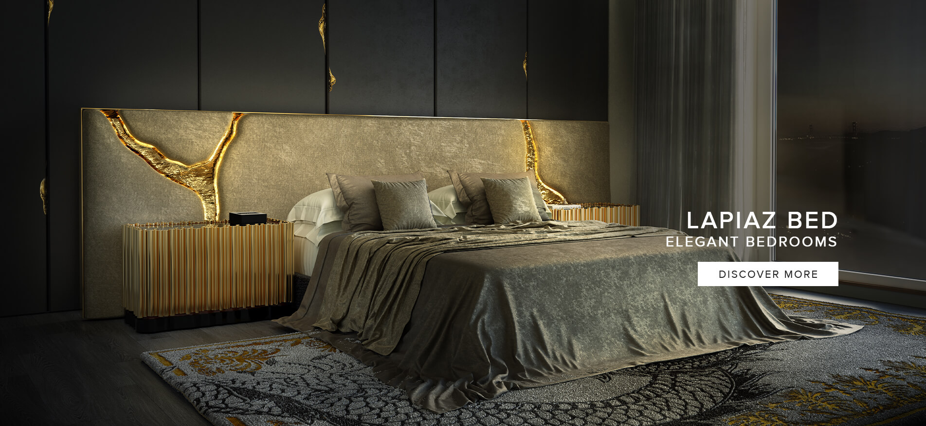 Lapiaz Bed - Discover More