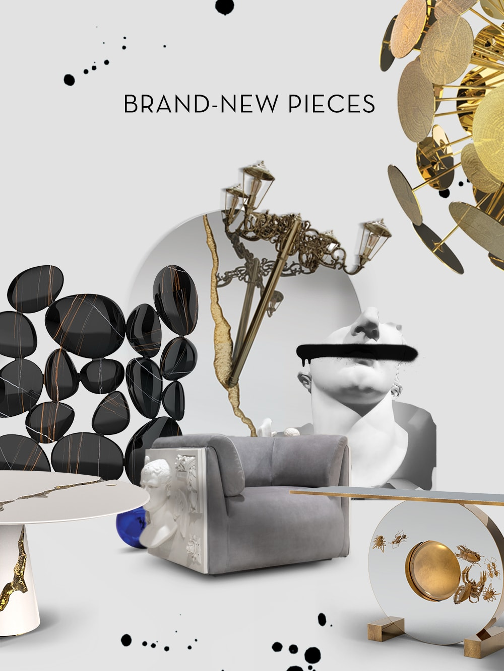 BRAND NEW PIECES - M&O Paris 2020 - HALL 8 | C3