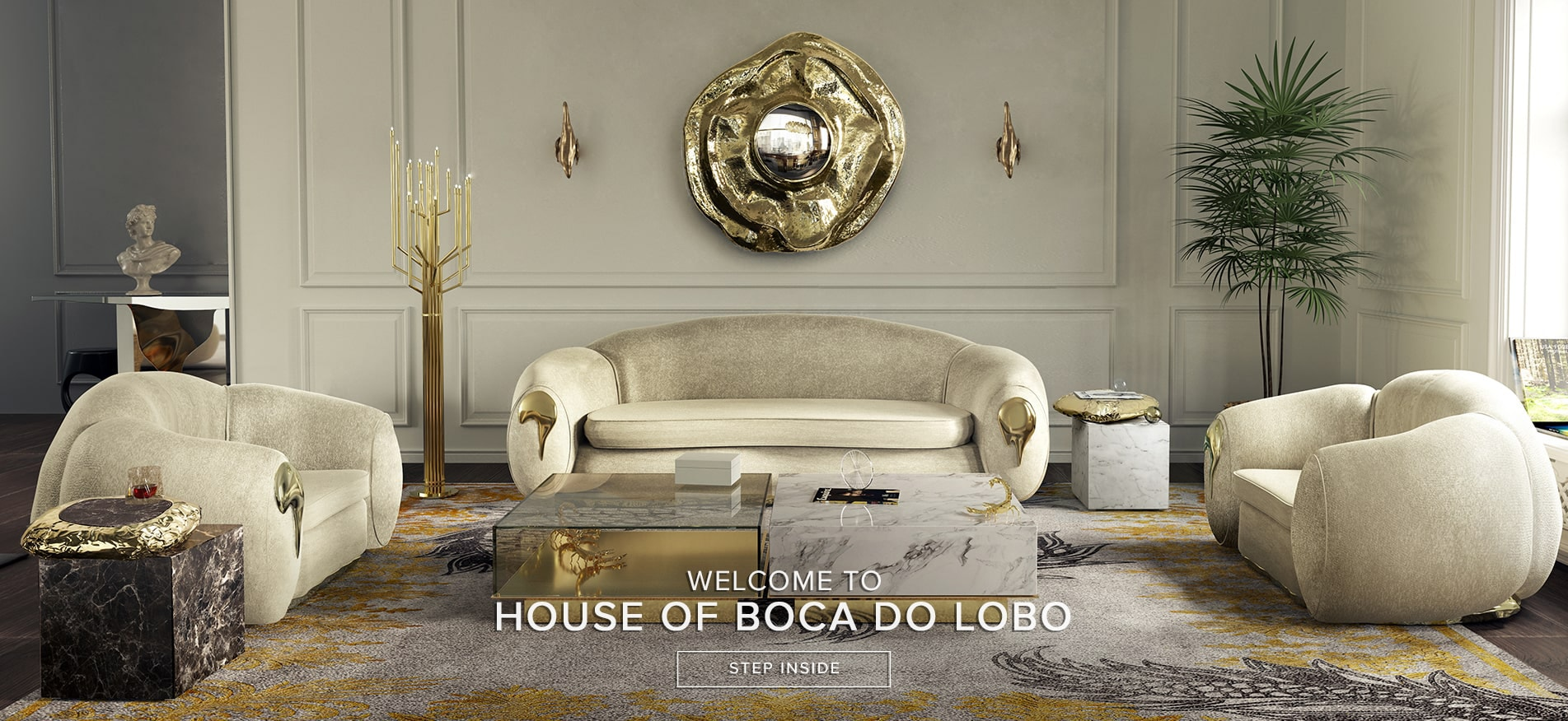 Welcome to House of Boca do Lobo - Step Inside