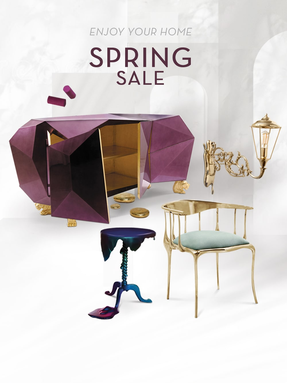 SPRING SALE - Enjoy Your Home