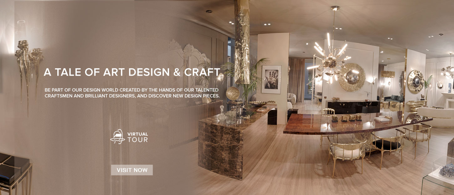 Boca Do Lobo - Luxury Exclusive Design Furniture Manufactures