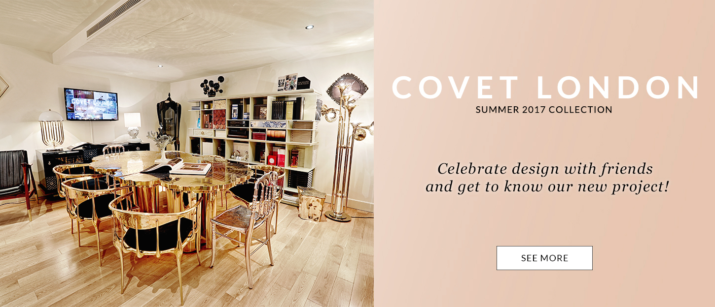 Covet London: An Exotic Design Journey london Covet London: An Exotic Design Journey slide covet london house