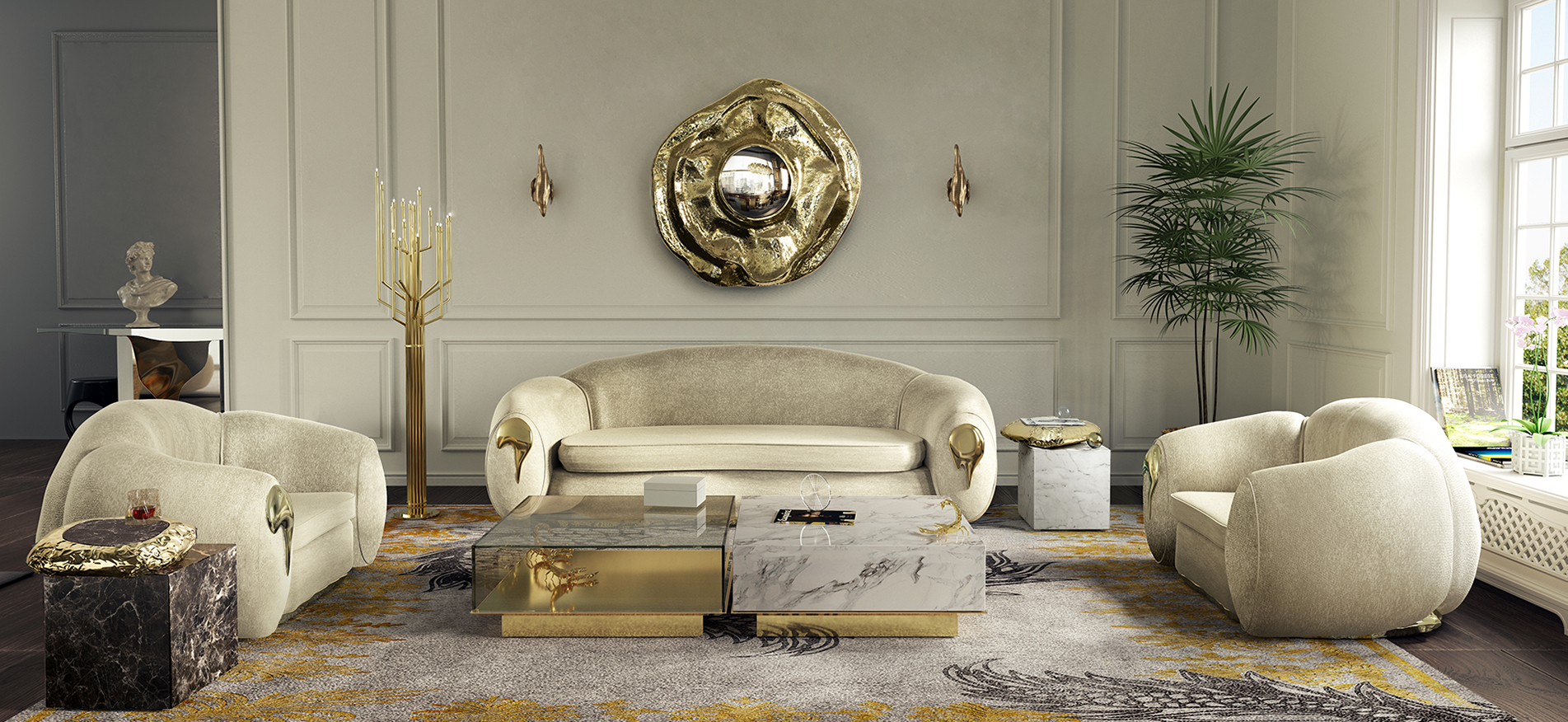 Boca Do Lobo - Luxury Exclusive Design Furniture Manufactures Home Liry Study Interior Design Html on