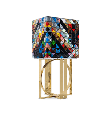 Contemporary Pixel Cabinet by Boca do Lobo - Boca do Lobo
