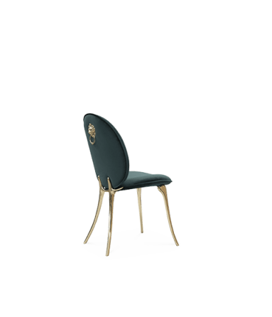 Contemporary Soleil Dining Chair by Boca do Lobo - Boca do Lobo