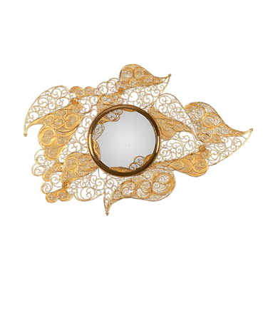 Contemporary Filigree Mirror by Boca do Lobo - Boca do Lobo