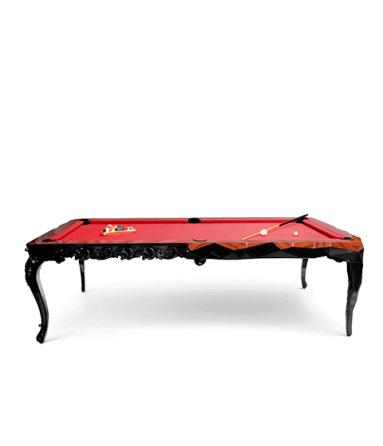 Contemporary Royal Snooker Table by Boca do Lobo - Boca do Lobo