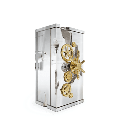 Contemporary Millionaire Luxury Safe by Boca do Lobo - Boca do Lobo