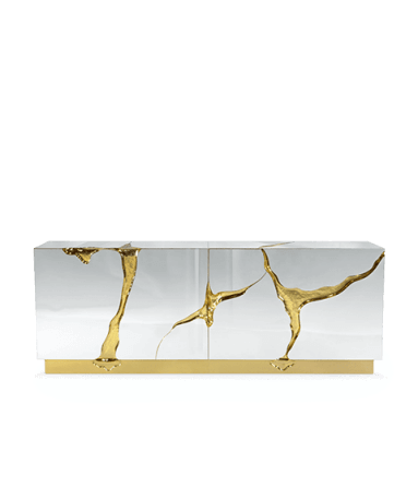 Contemporary Soho Sideboard by Boca do Lobo - Boca do Lobo