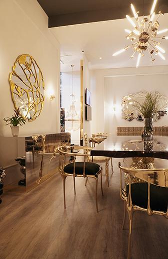 Boca do lobo luxury exclusive design furniture for Arredatore milano