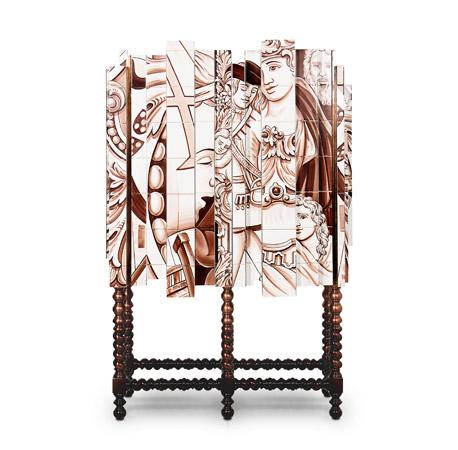 Resultado de imagem para heritage cabinet biennale Biennale des antiquaries: 6 exhibits to limited edition collectors d heritage cabinet 01