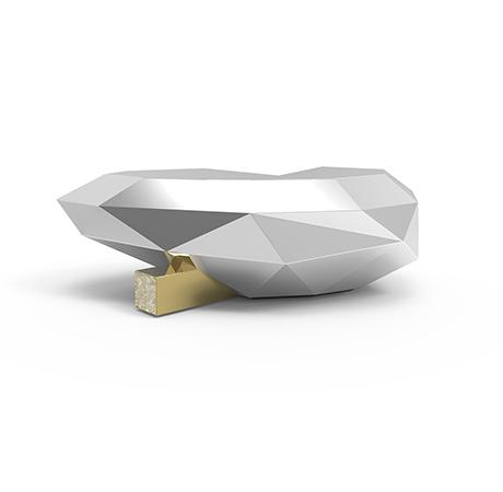 """Image result for diamond center table""""  2020 Wohnzimmer Neuheiten: Couchtische diamond center table 02"""