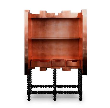 Boca do Lobo's D. Manuel Cabinet mini bar Modern Mini Bars For The Luxury Living Room dmanuel 03