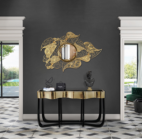 Filigree Mirror Exclusive Furniture