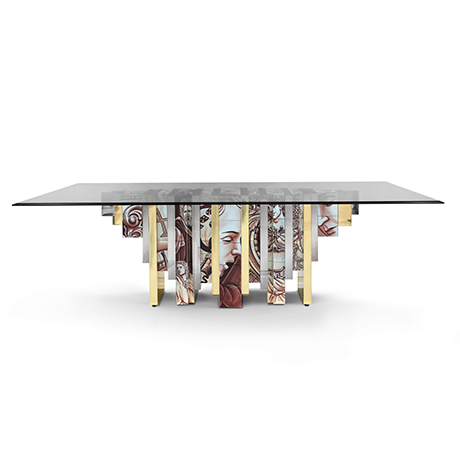 Heritage Dining Table Exclusive Furniture
