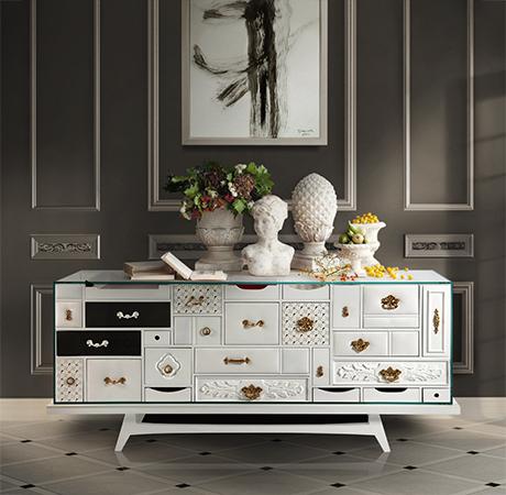Mondrian Sideboard Exclusive Furniture