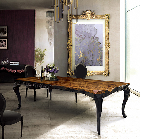 Royal dining table images galleries for Royal dining table