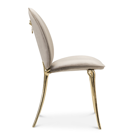 Previous; Next  sc 1 st  Boca Do Lobo & Soleil Chair | Exclusive Furniture
