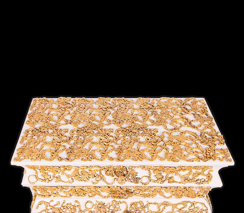 Perfect Bedroom Interior Design Projects For Dubai's Lifestyle bedroom interior design Perfect Bedroom Interior Design Projects For Dubai's Lifestyle crochet nightstand 04 boca do lobo