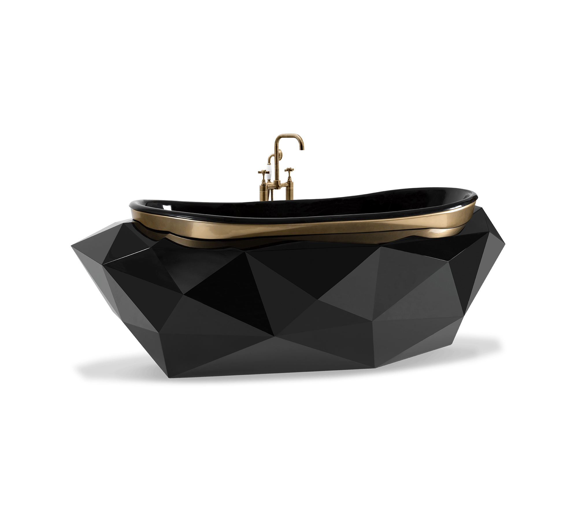 Diamond Bathtub by Boca do Lobo