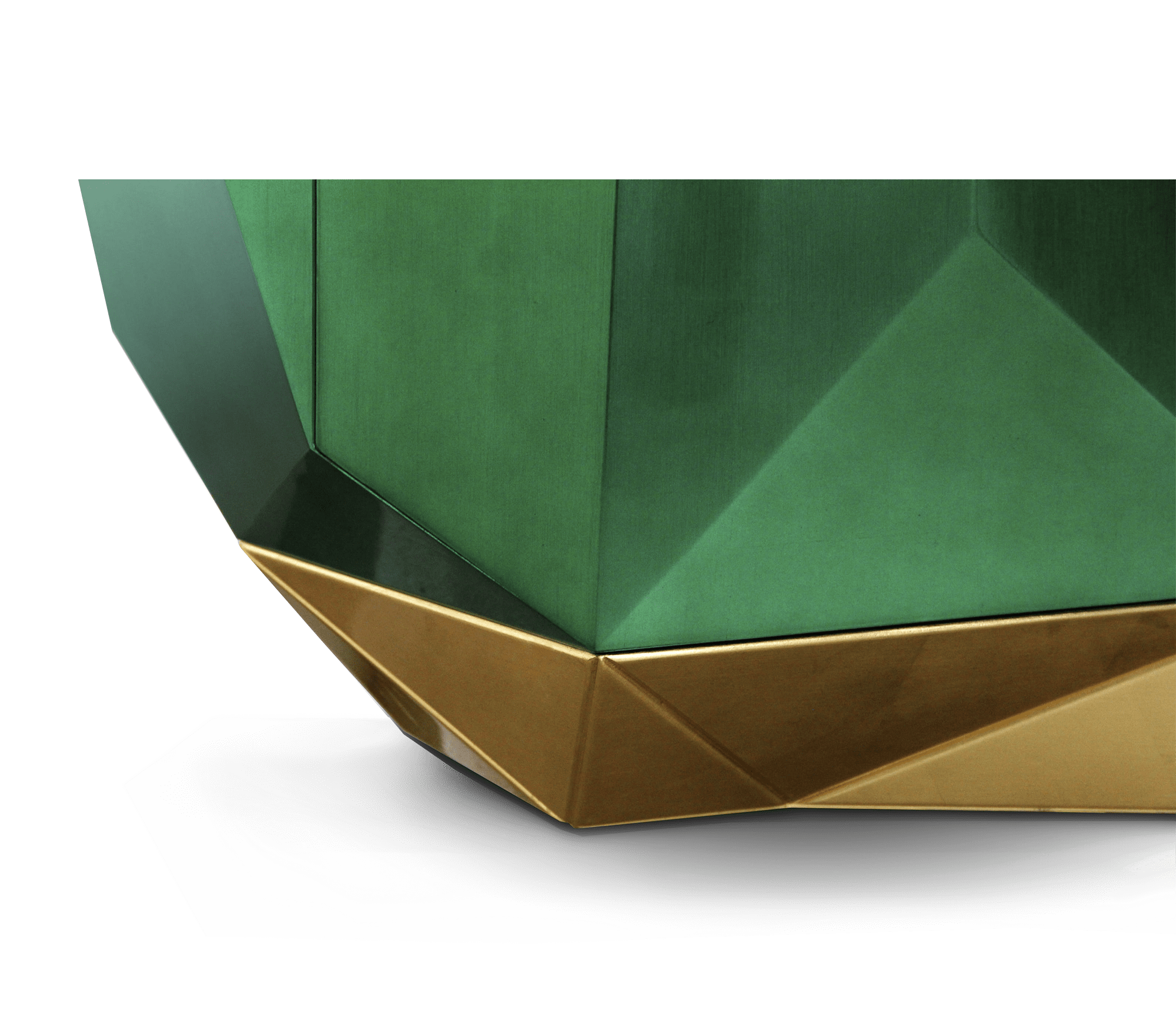 Diamond Emerald Sideboard by Boca do Lobo