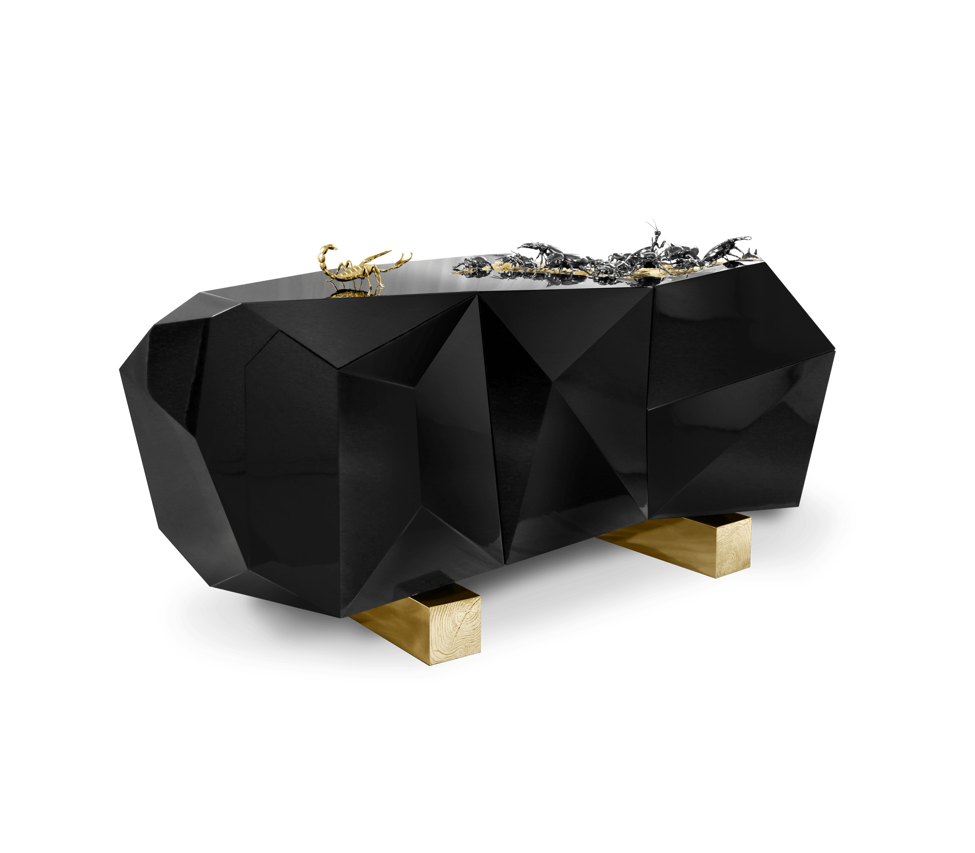 Diamond Metamorphosis Sideboard by Boca do Lobo