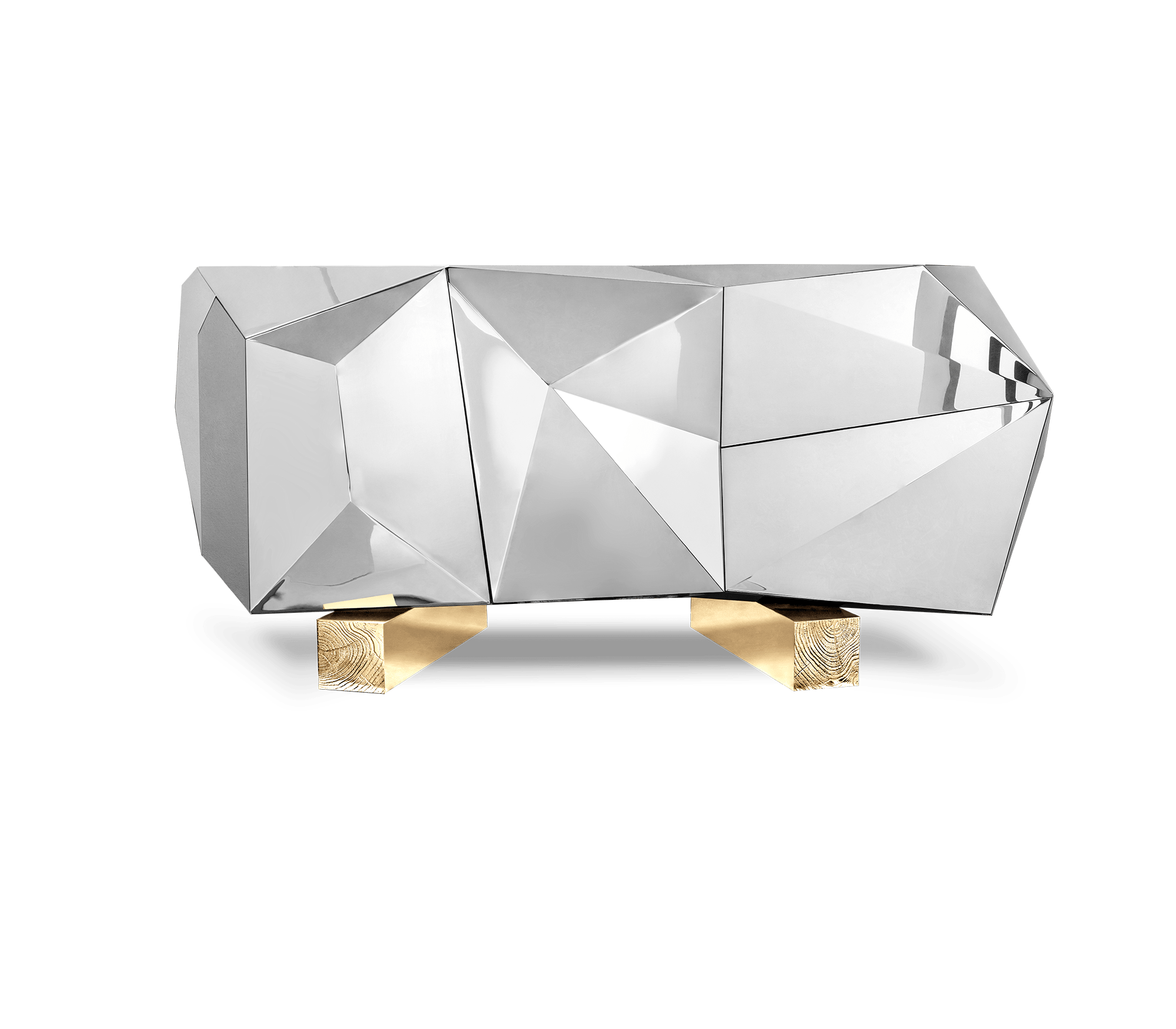 Diamond Pyrite Sideboard by Boca do Lobo