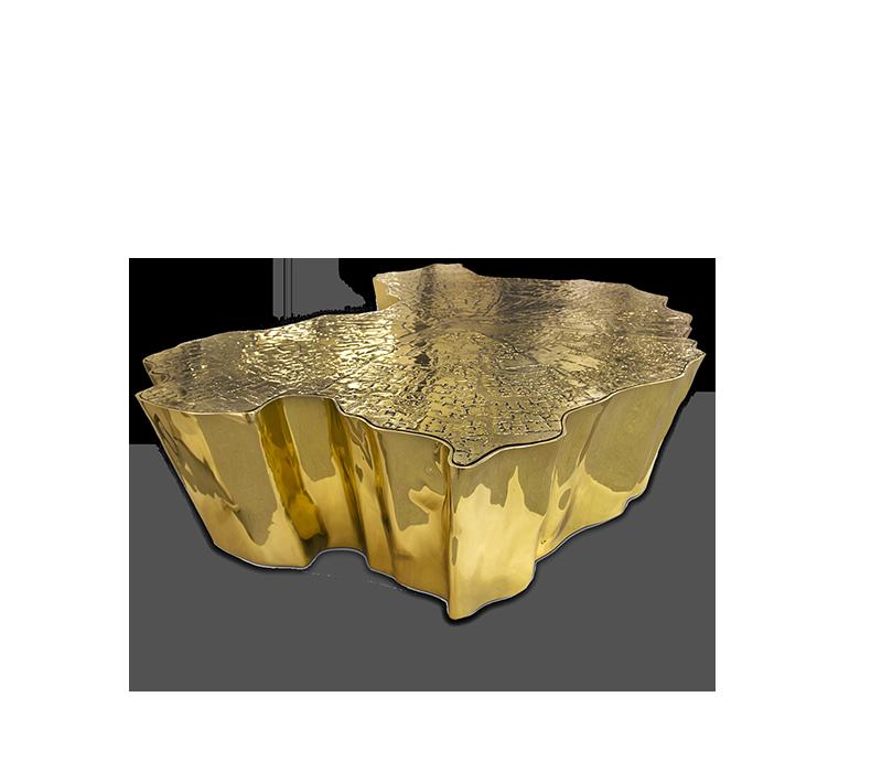 2020 Wohnzimmer Neuheiten: Couchtische eden gold center table 01 boca do lobo