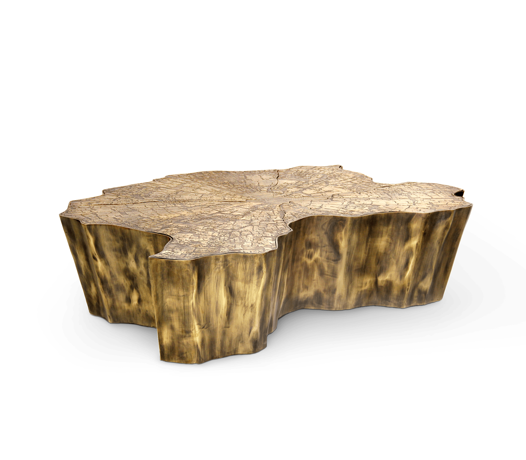 Eden Patina Center Table by Boca do Lobo