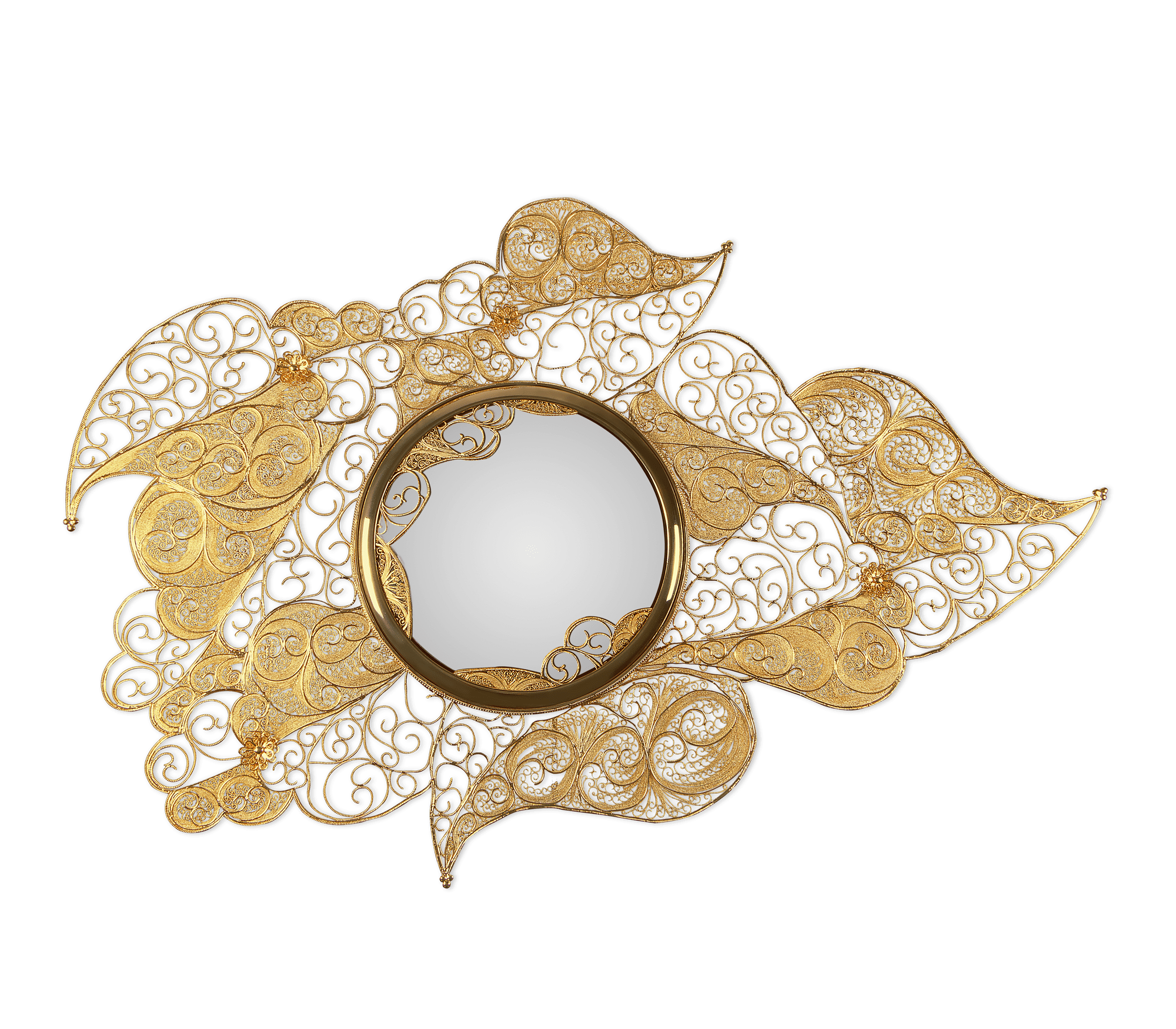 Filigree Mirror by Boca do Lobo