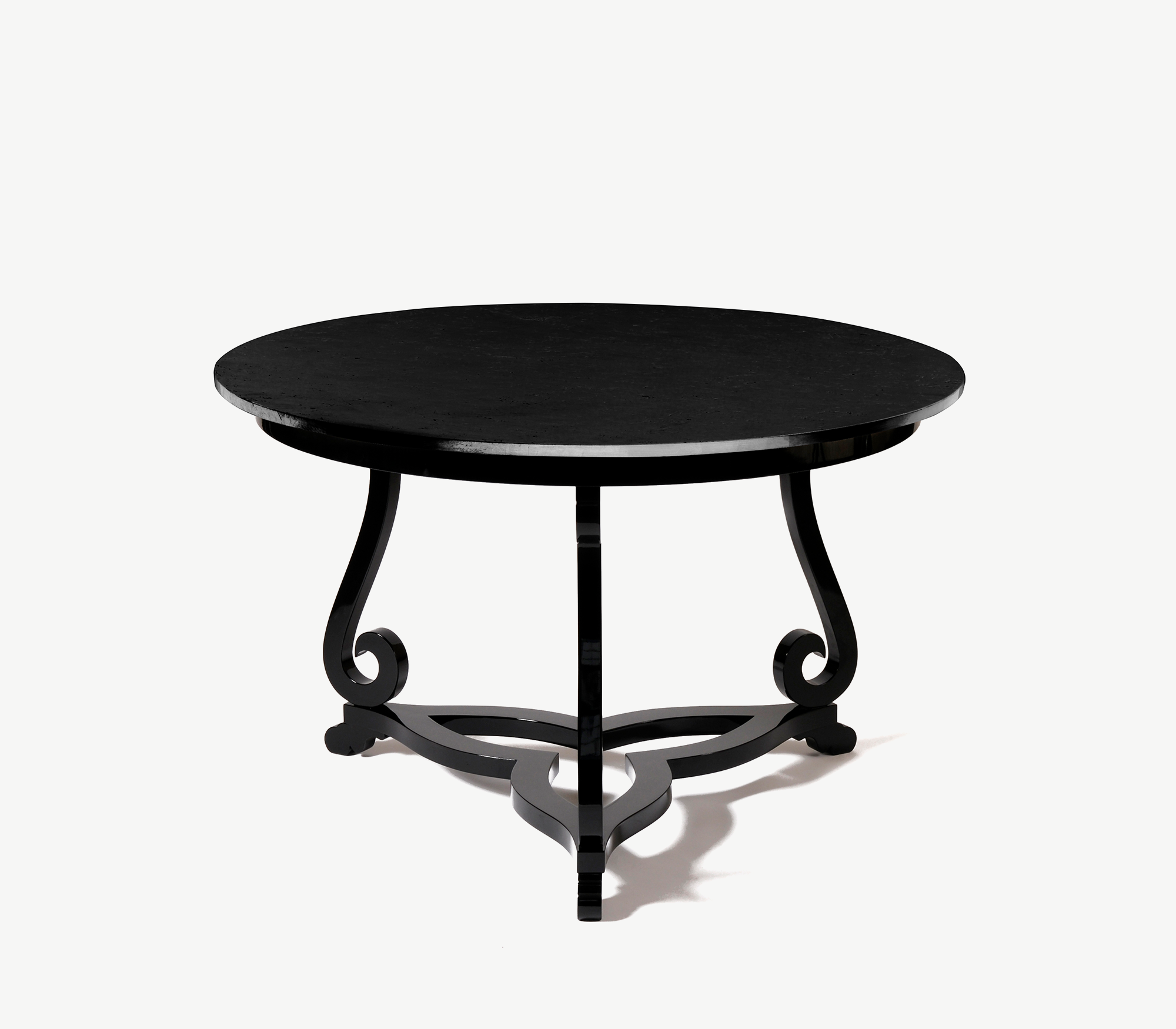 Flourish Pedestal Table by Boca do Lobo