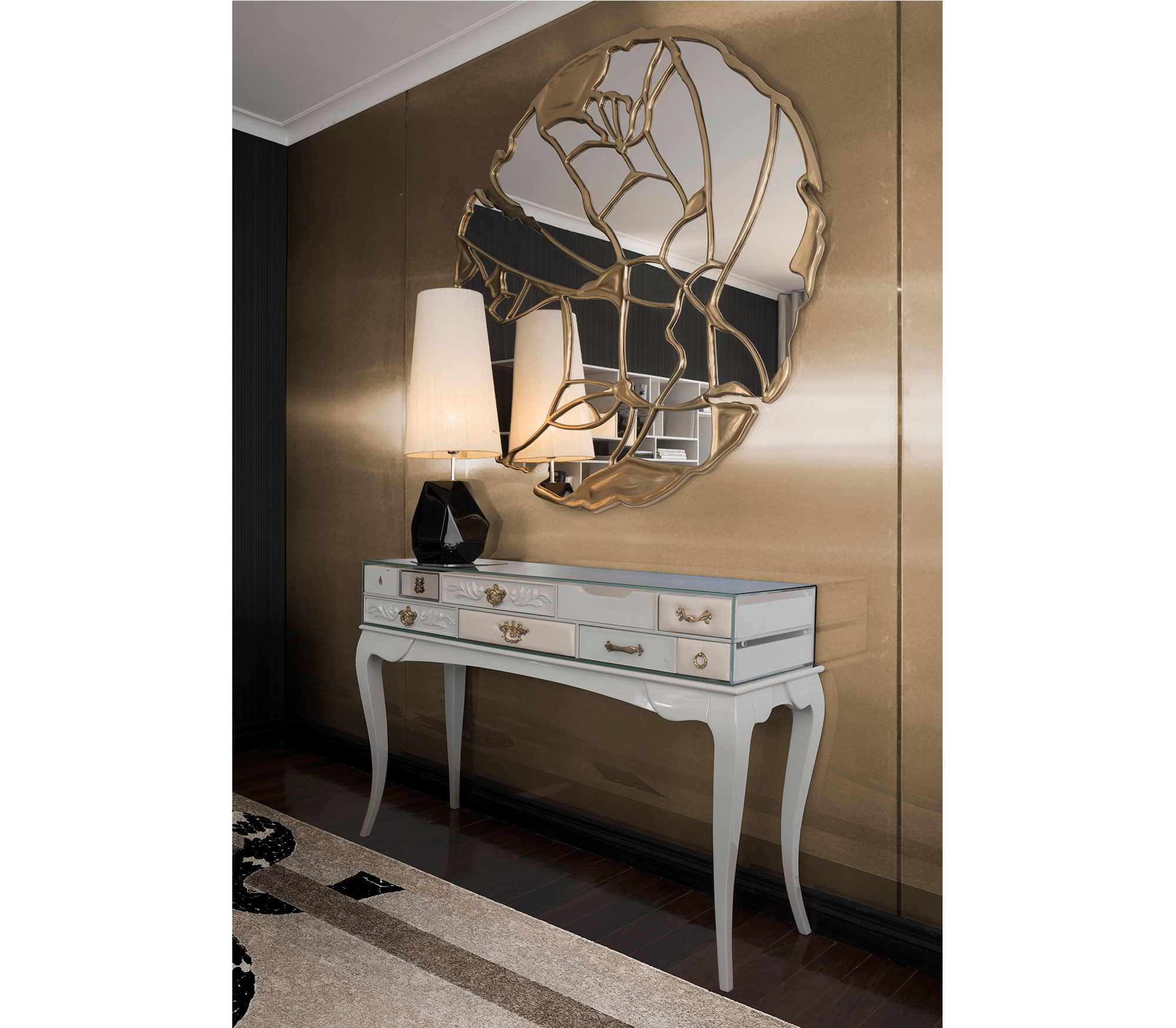 GLANCE MIRROR by Boca do Lobo