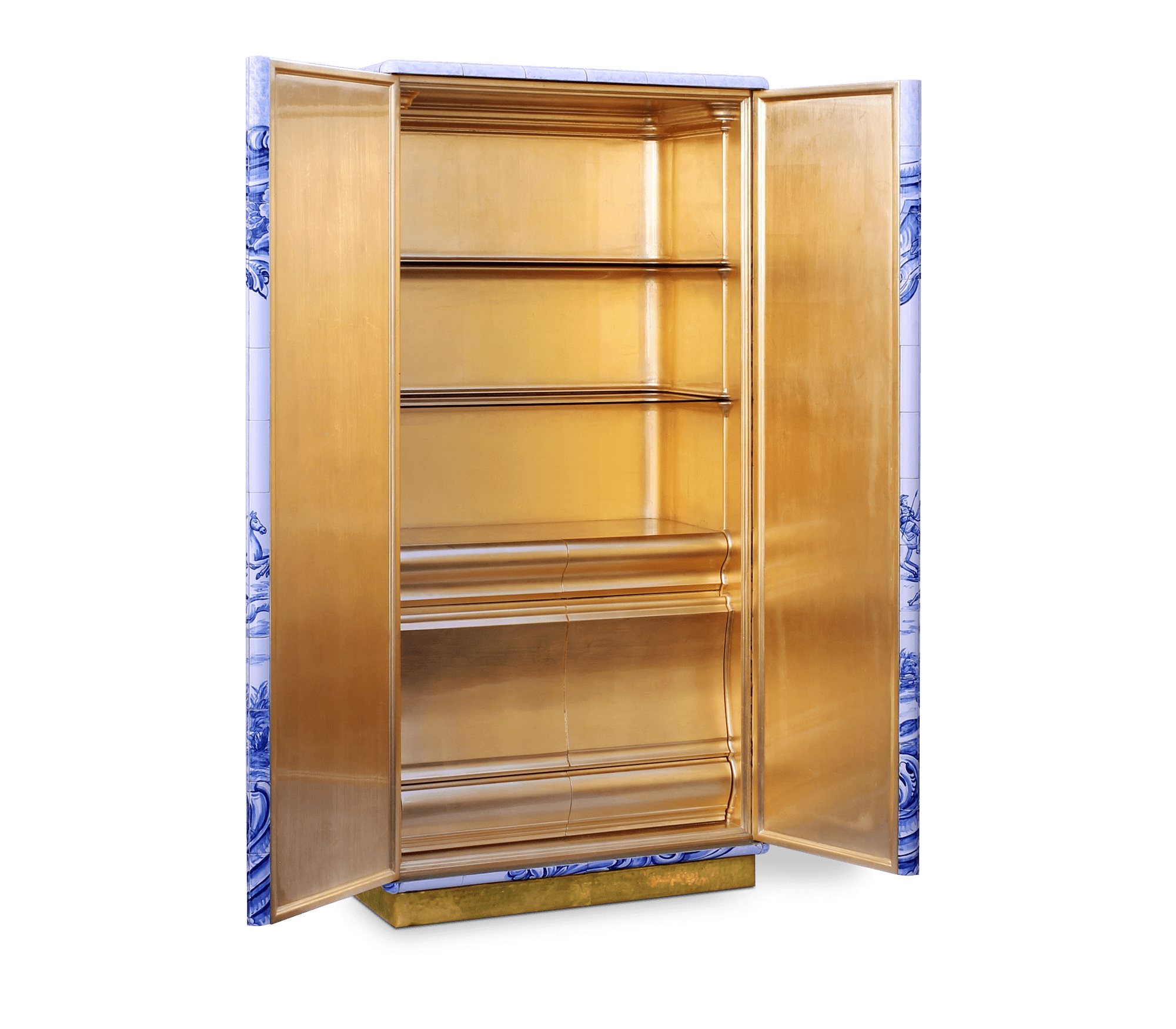 Heritage Cabinet by Boca do Lobo